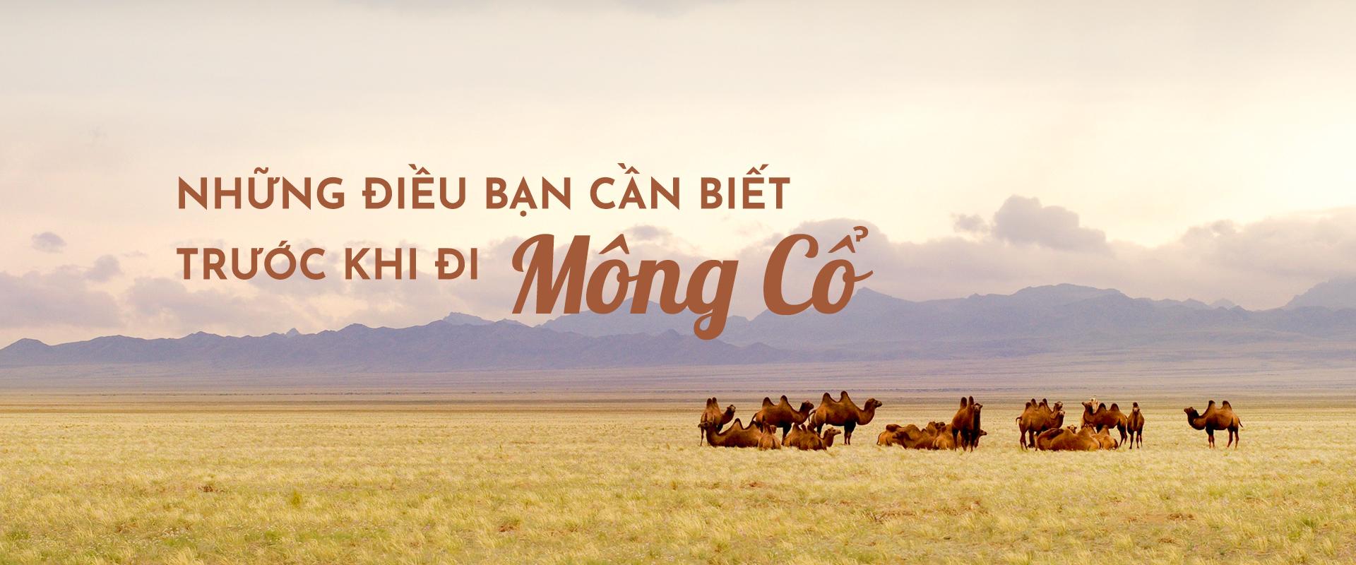 Những kinh nghiệm du lịch Mông Cổ bạn cần biết trước khi khởi hành