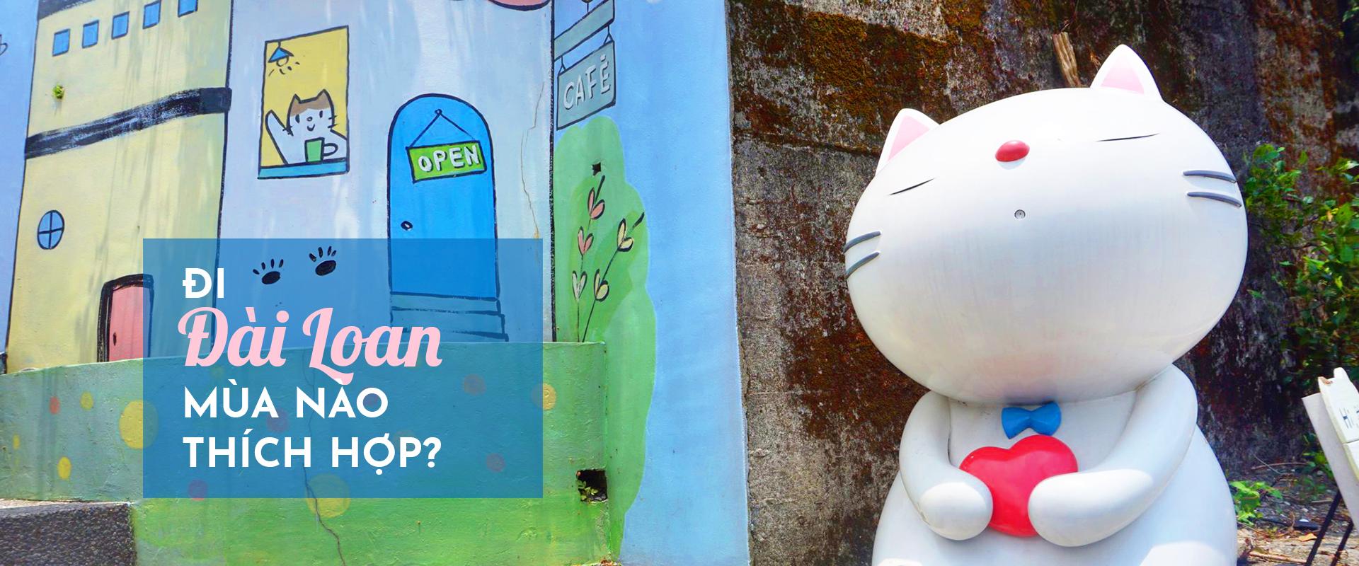 Đi du lịch bụi ở Đài Loan mùa nào thích hợp?