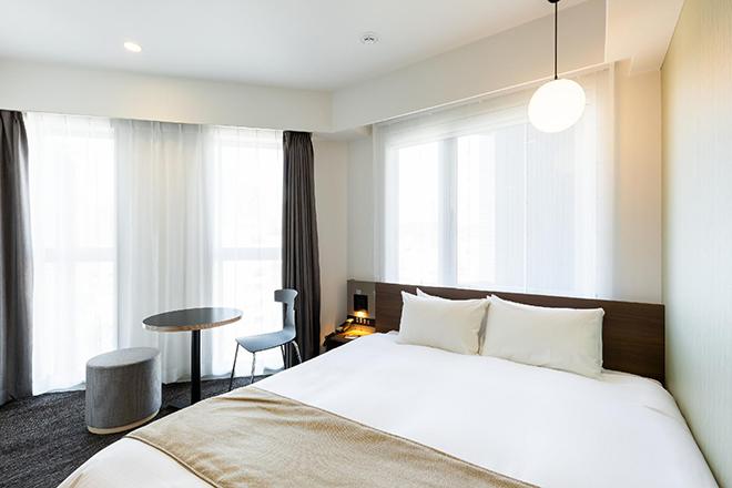 Khách sạn The Garnet Hotel gần Kyoto station có diện tích rộng rãi hơn đa phần các khách sạn trong khu vực. Ảnh: pxhere