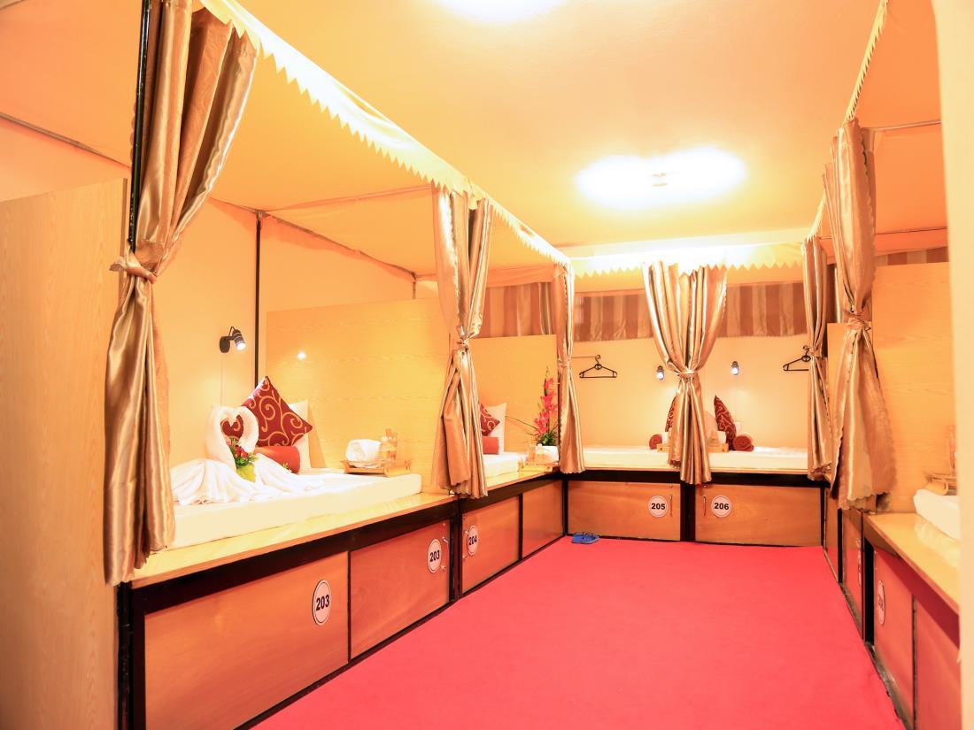 Homestay ở Đà Nẵng có giá từ 150k - 350k/người. Ảnh: kenh14.vn