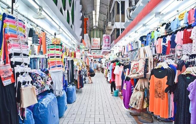 Mua sắm ở Thái Lan hết bao nhiêu tiền