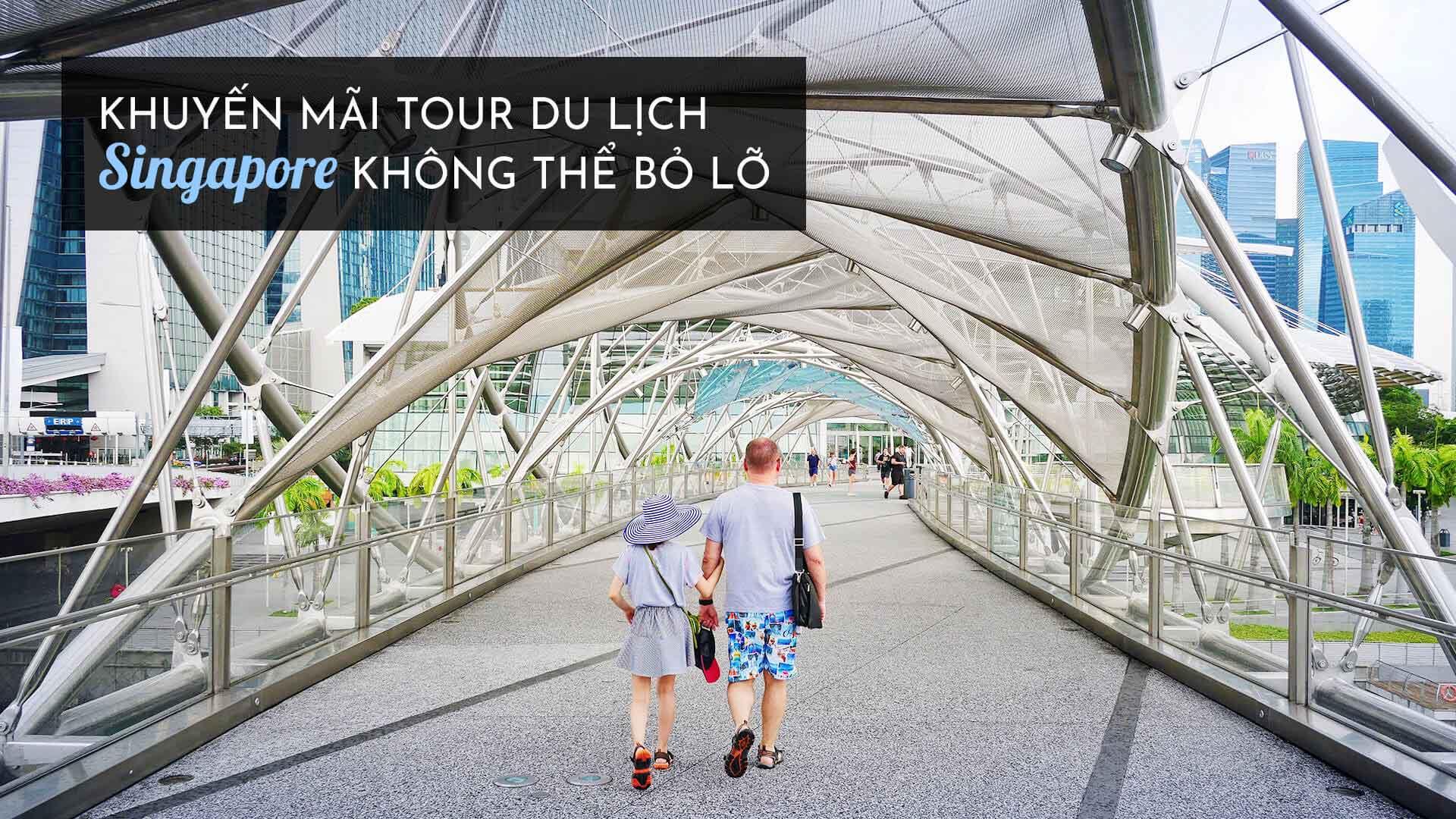 [CẢNH BÁO] Lừa đảo khuyến mãi tour du lịch Singapore