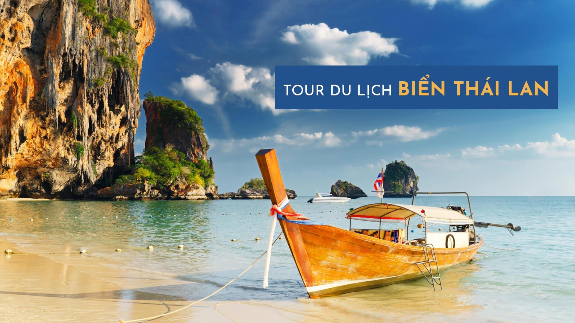Tour du lịch biển Thái Lan