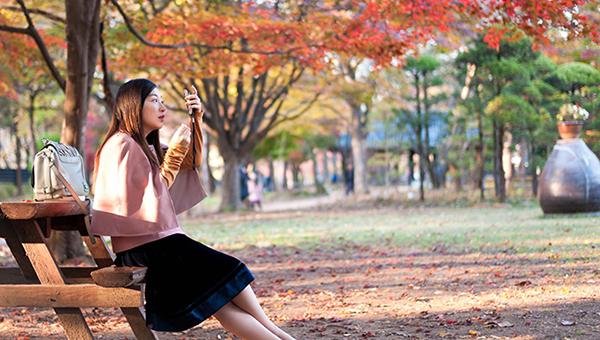 Du lịch Hàn Quốc mặc gì vào mùa thu?
