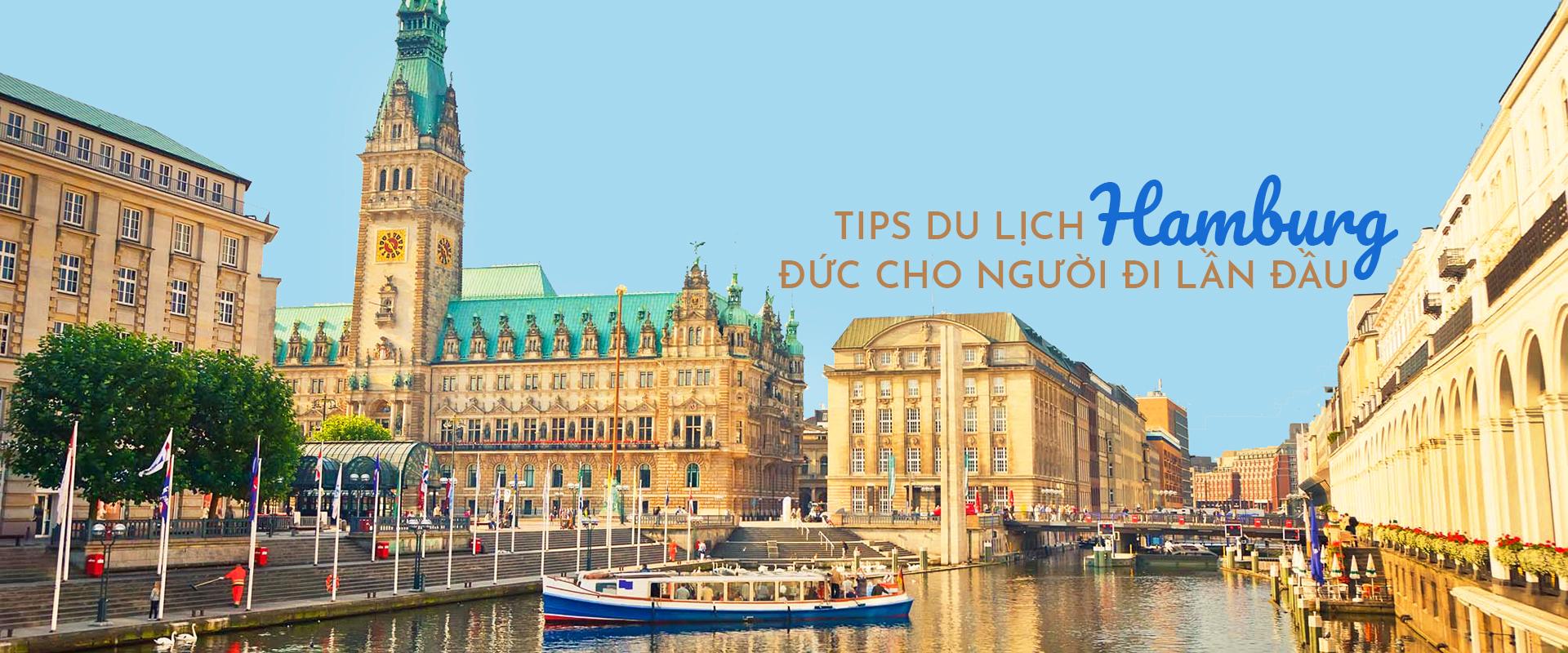 Tips du lịch Hamburg Đức cho người đi lần đầu