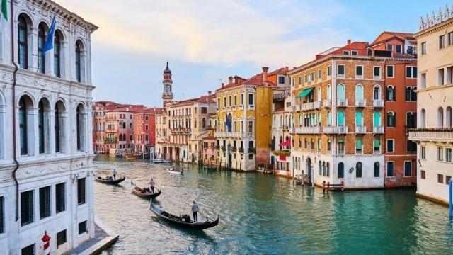 Kinh nghiệm du lịch Venice từ A - Z