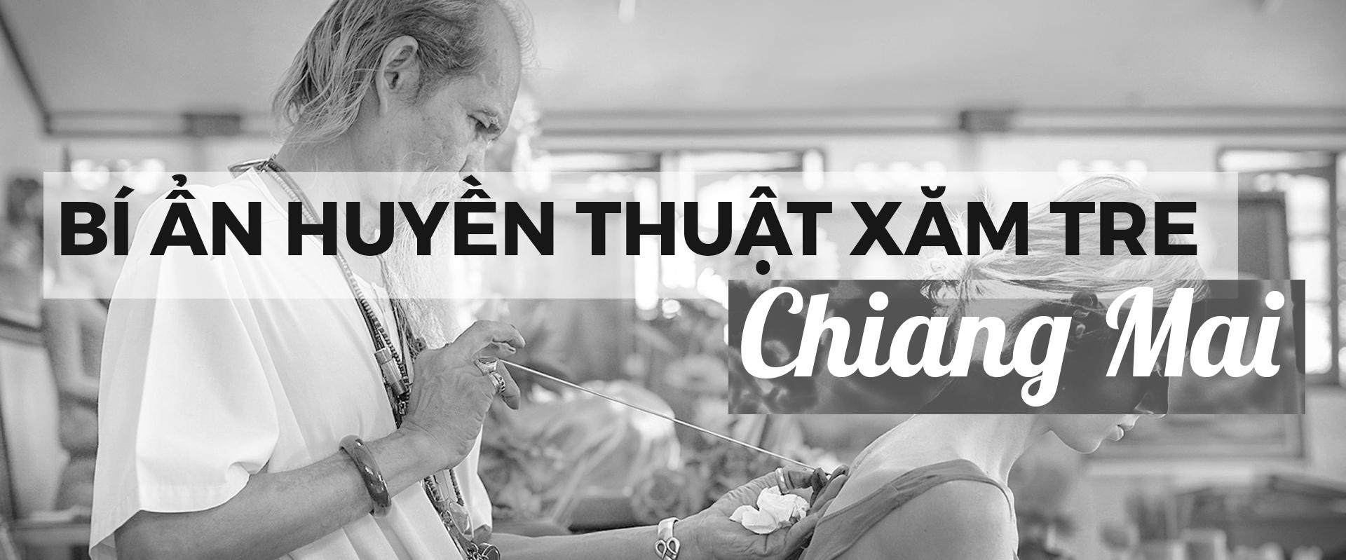 Bí ẩn huyền thuật xăm tre tại Thái Lan