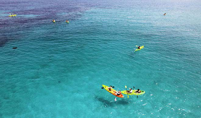 Tận hưởng bãi biển trong xanh với Tour du lịch Hàn Quốc tháng 6