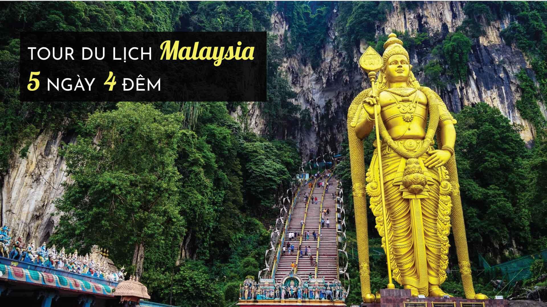 Tour Malaysia 5 ngày 4 đêm tại đảo Bali hấp dẫn nhất